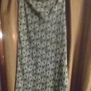 💥Women's polka dot skirt size small